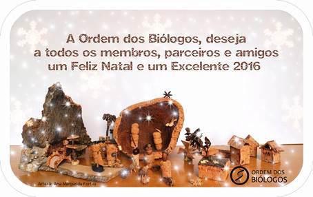 A OBio deseja Boas Festas